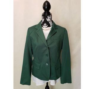 Talbots | Forest green Blazer